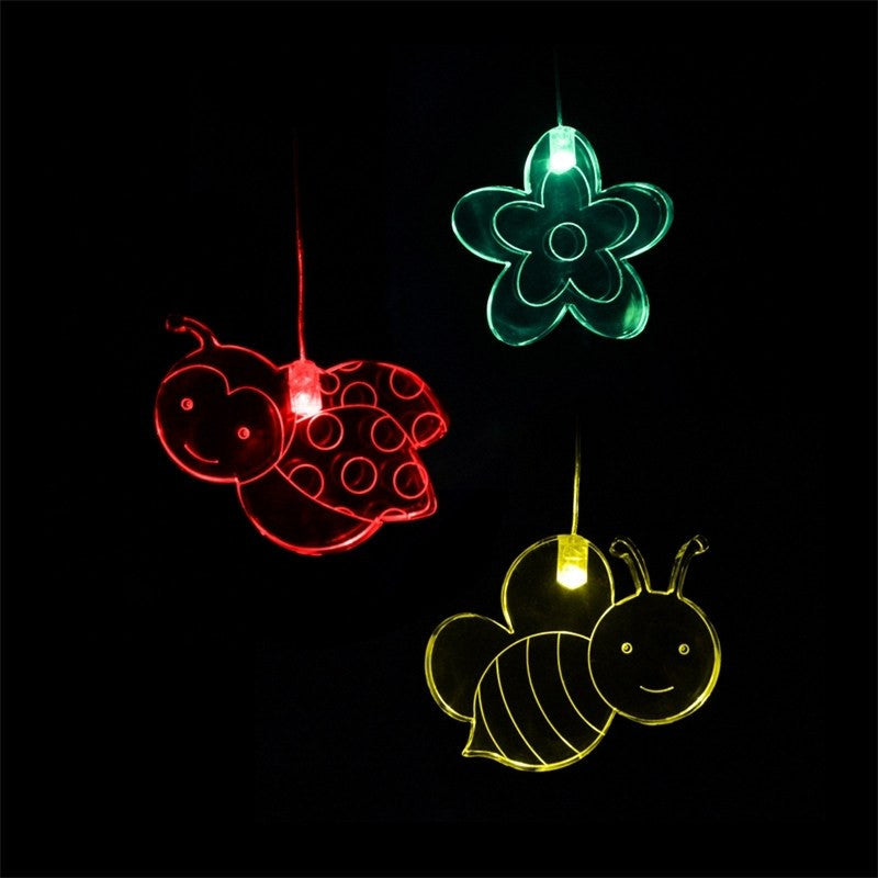 Mobile Garden w Timer Mobiles Night Light