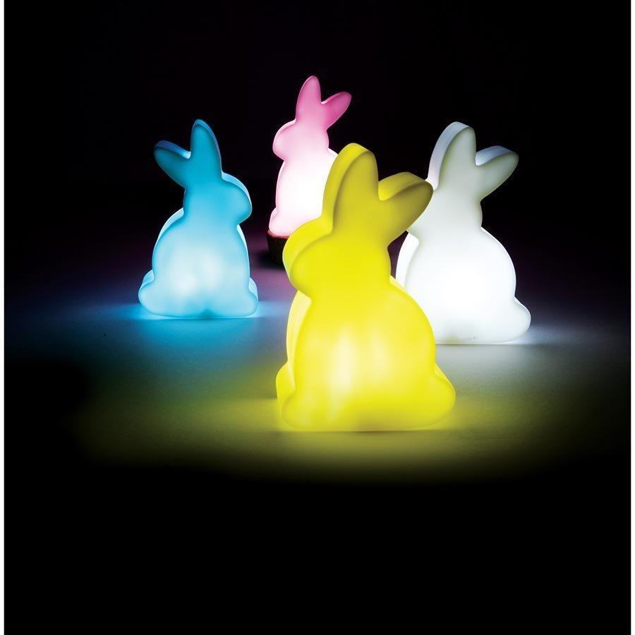 Illuminate Bunny LED lights