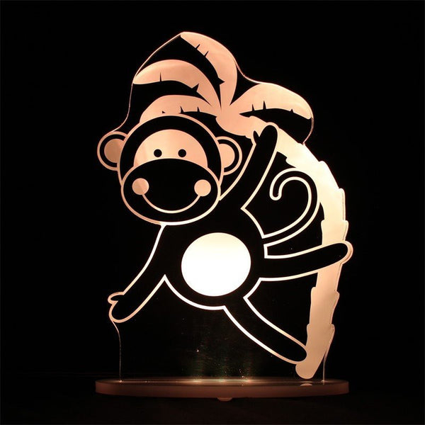 My Dream Light Monkey Kids Lamps Night Light