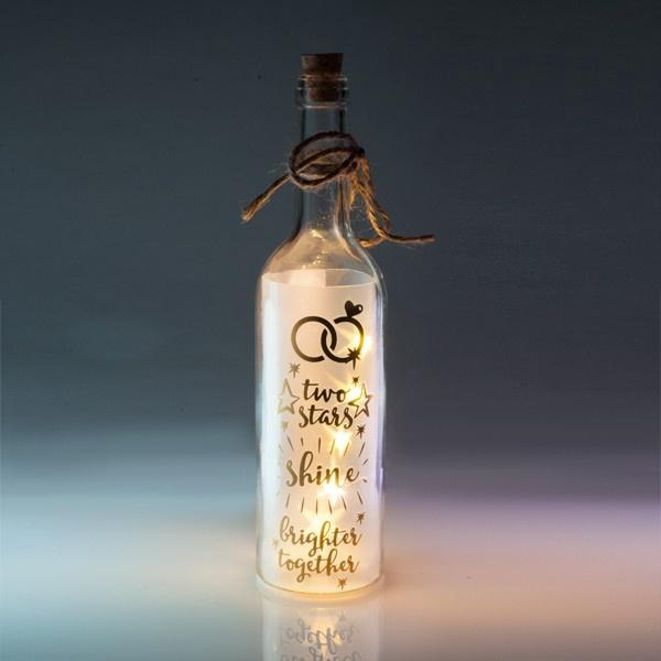 Two Stars Wishlight Bottle
