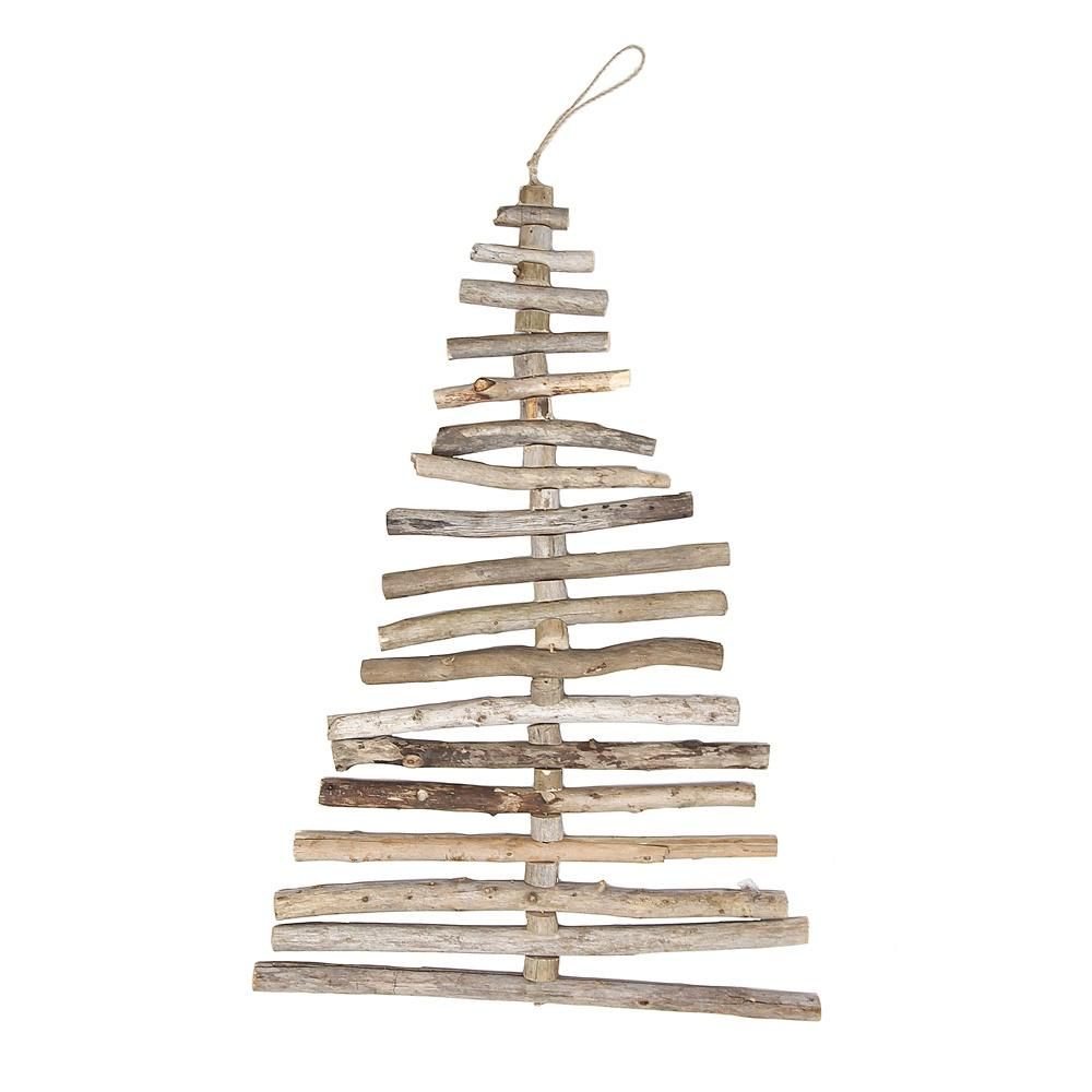 Driftwood wall hanging Christmas Tree
