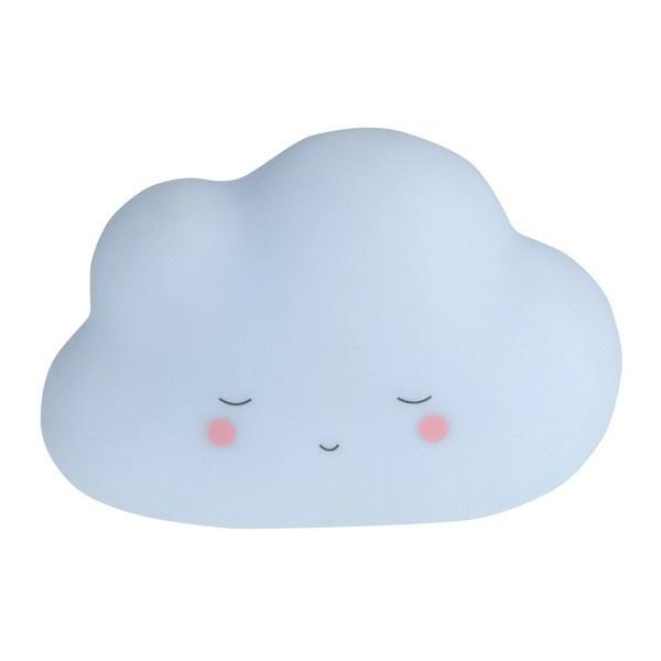 Little Dreams Medium Cloud Baby Blue