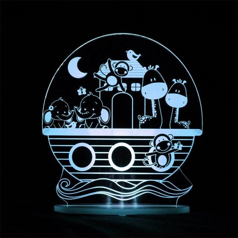 My Dream Light Ark Lamp My Dream Light House Of Little Dreams