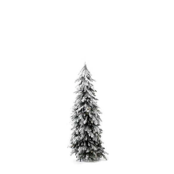 Pencil Snow Tree - Medium with 200 LEDs