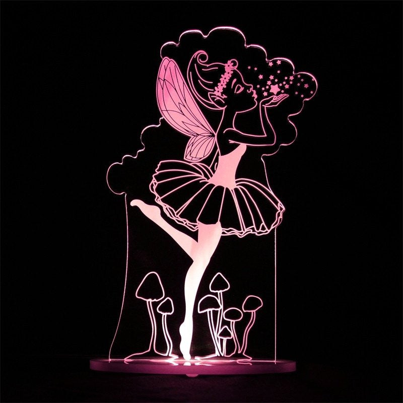 My Dream Light Fairy Lamp My Dream Light House Of Little Dreams