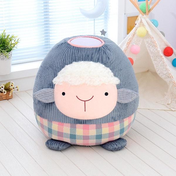 Extra Large Hugglo Sheepy 50cm tall Kids Decor Hugglo House Of Little Dreams
