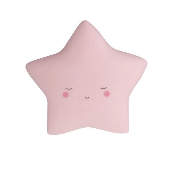 Little Dreams Star Baby Pink