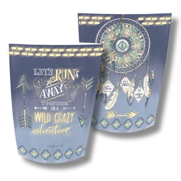 Gypsy Run Away Paper Lantern