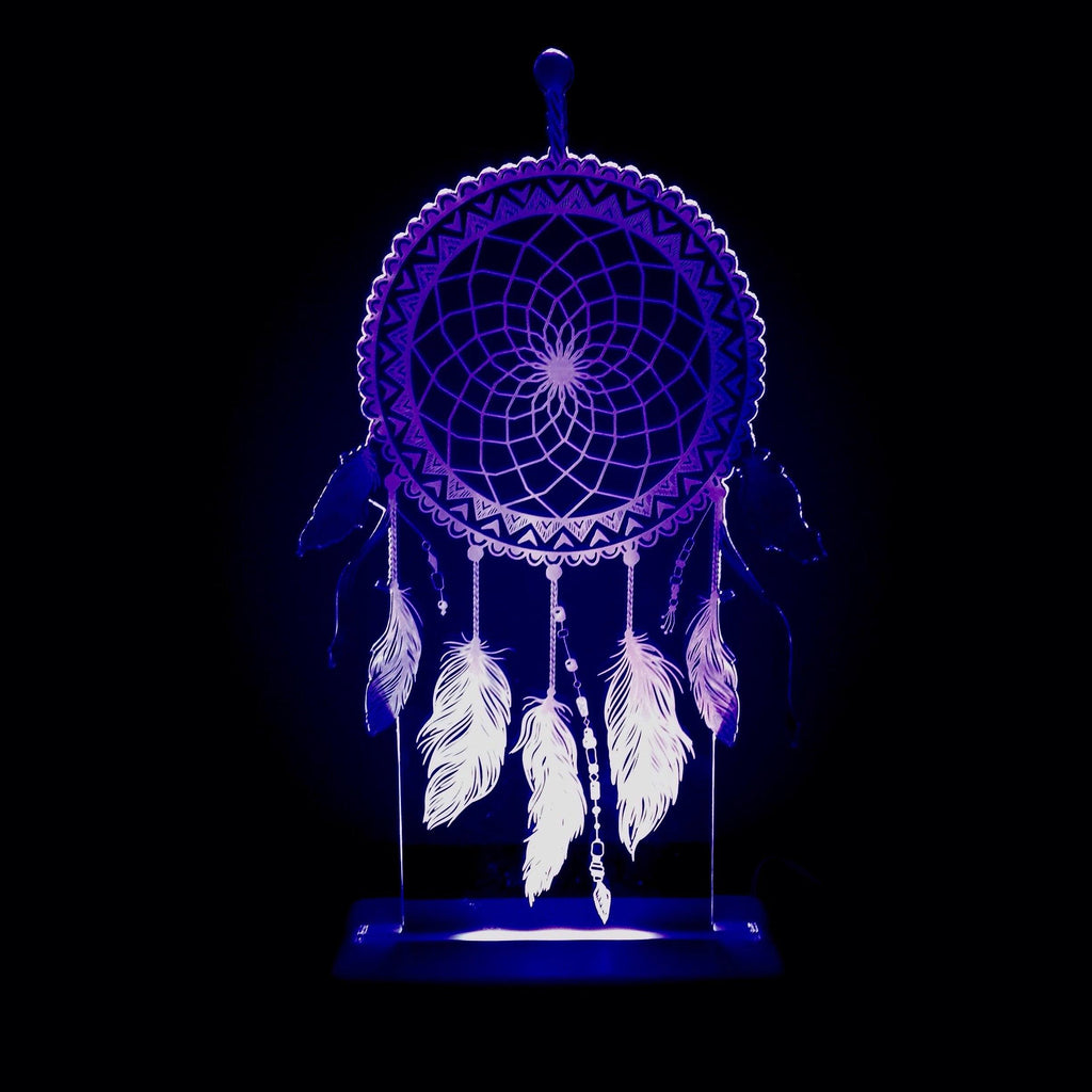 DreamCatcher Night Light Lamp Delight Decor House Of Little Dreams
