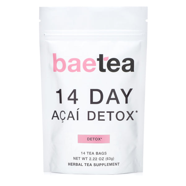 14 Day Açaí Detox* (Tea Bags)