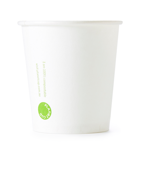 4oz White Planet Cup from PlanetWare