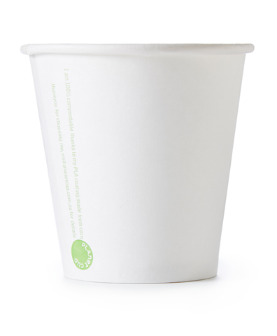 6oz White Planet Cup from PlanetWare