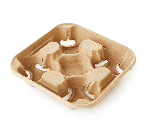 4 Cup Carry Tray from PlanetWare
