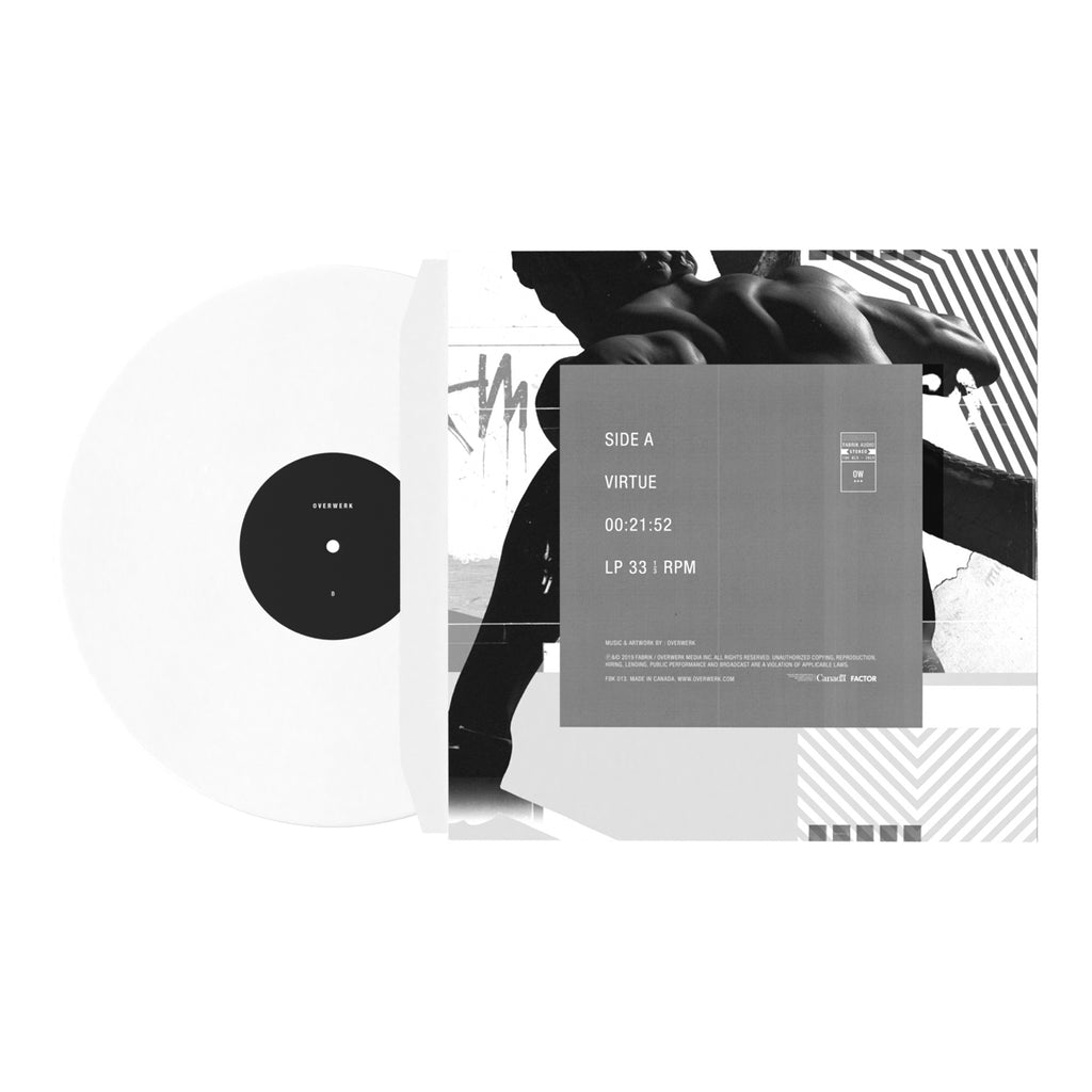 Virtue Vinyl Record - Limited Edition