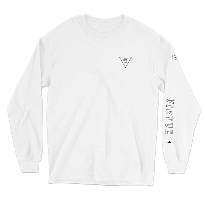 Virtue Back Long Sleeve Shirt