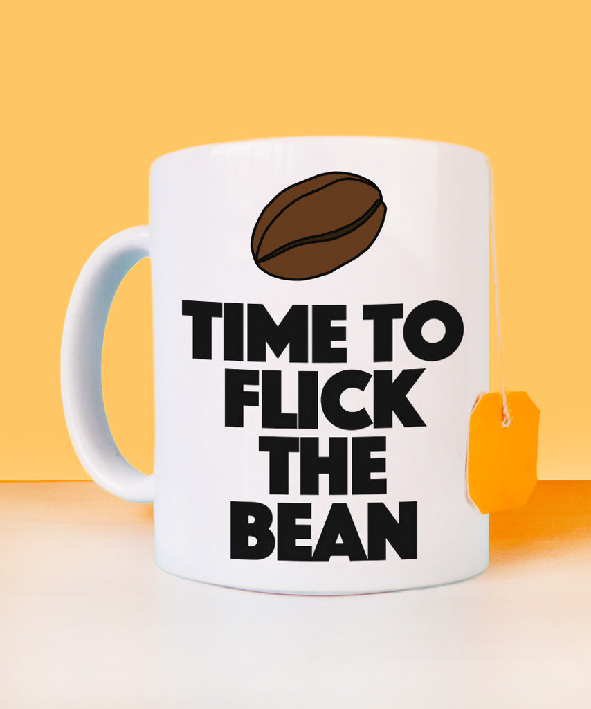 Time To Flick The Bean