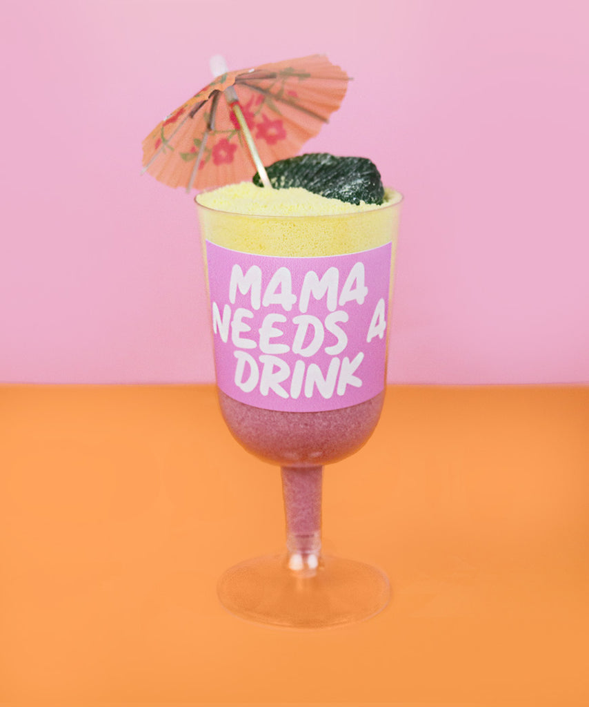 Mama Needs A Drink - Cocktail Bath Bomb