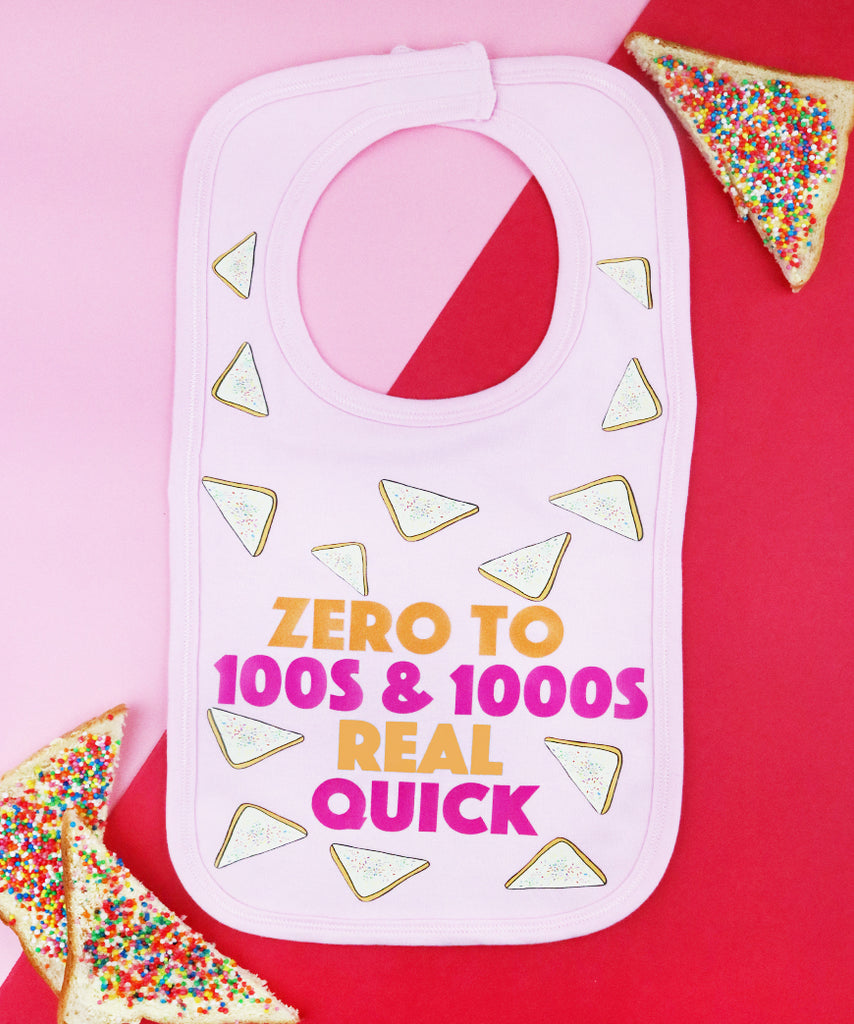 Fairy Bread (Bib)