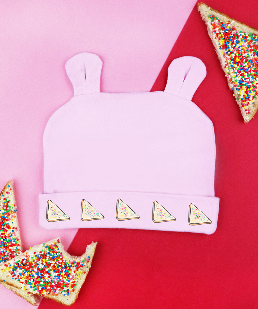 Fairy Bread (Bunny Ear Beanie)