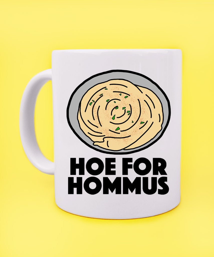 Hoe For Hommus