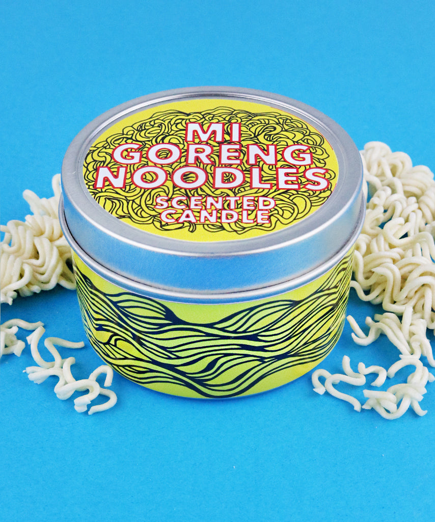 Mi Goreng Noodles Scented Candle