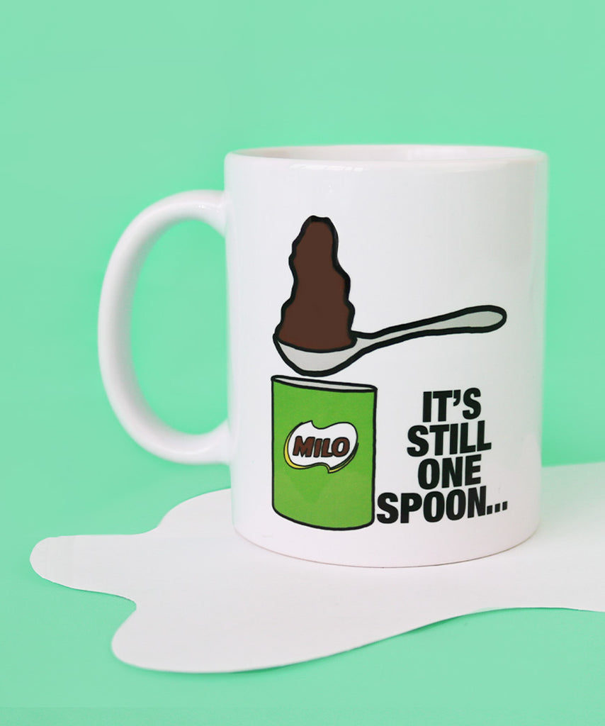 It's still one Spoon