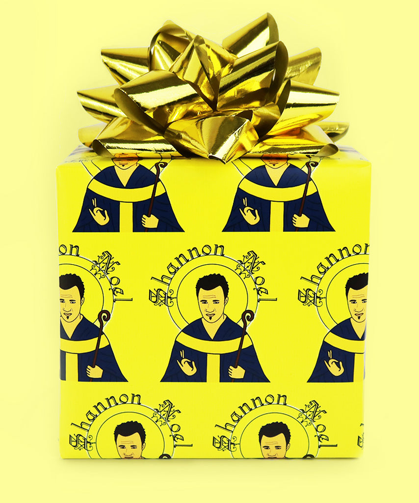 Shannon Noel (Wrapping Paper)