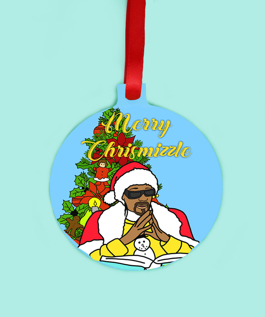 Merry Chrismizzle (Ornament)