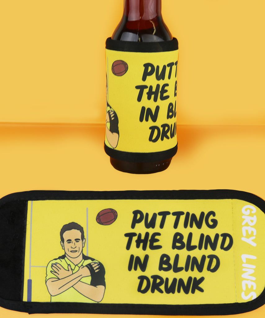 Putting The Blind In Blind Drunk (Stubby Holder)