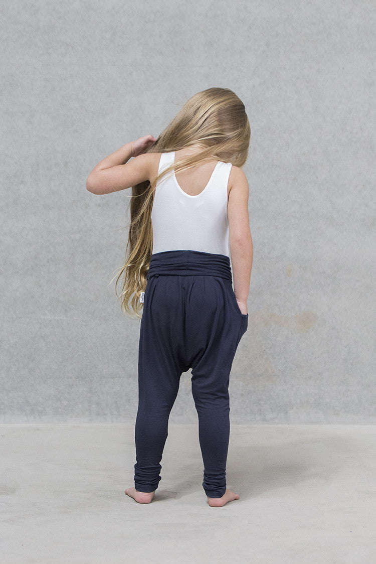 Staple Harem/romper Kids - Deep Navy