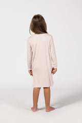 LS Tee Dress Kids - Mandras