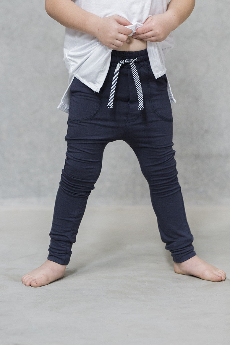Jogger Pants Kids - Deep Navy