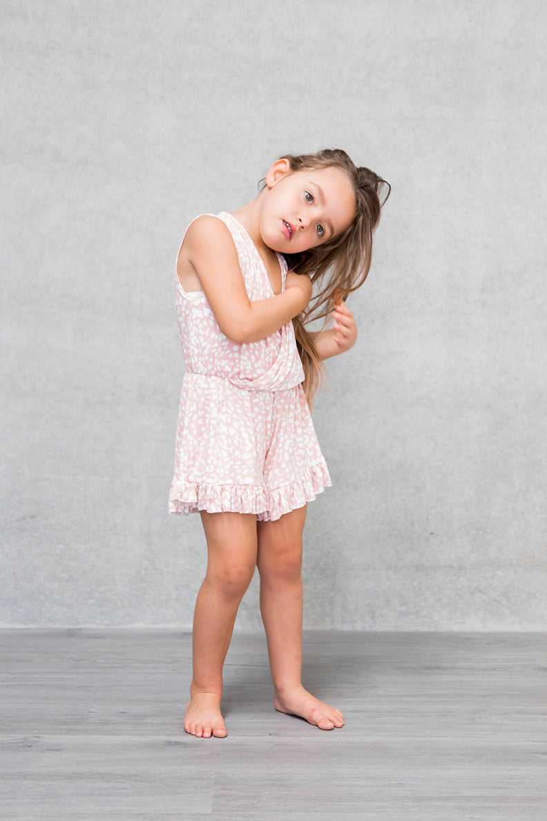 Frill Playsuit Kids - Bambi