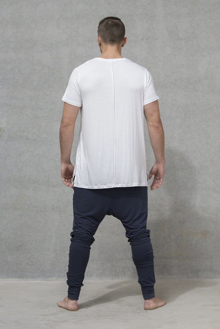 Spine Tee Adults - White