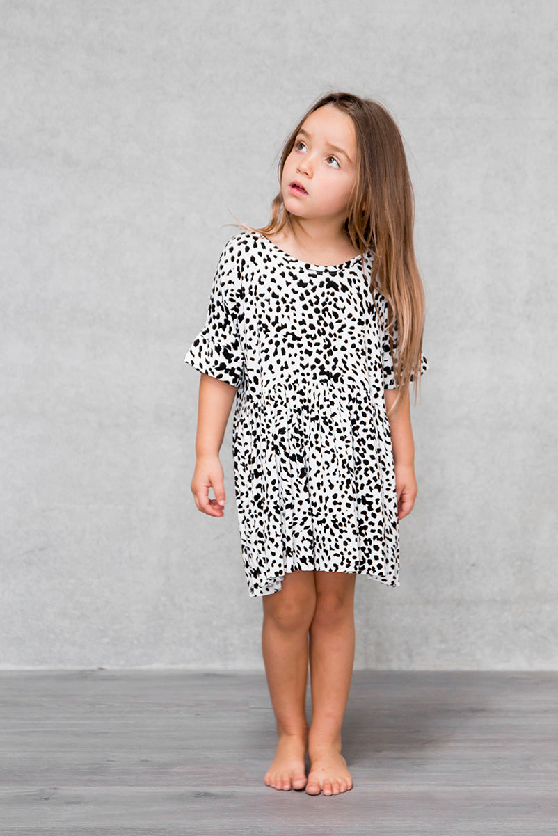 Box Dress Kids - Lynx