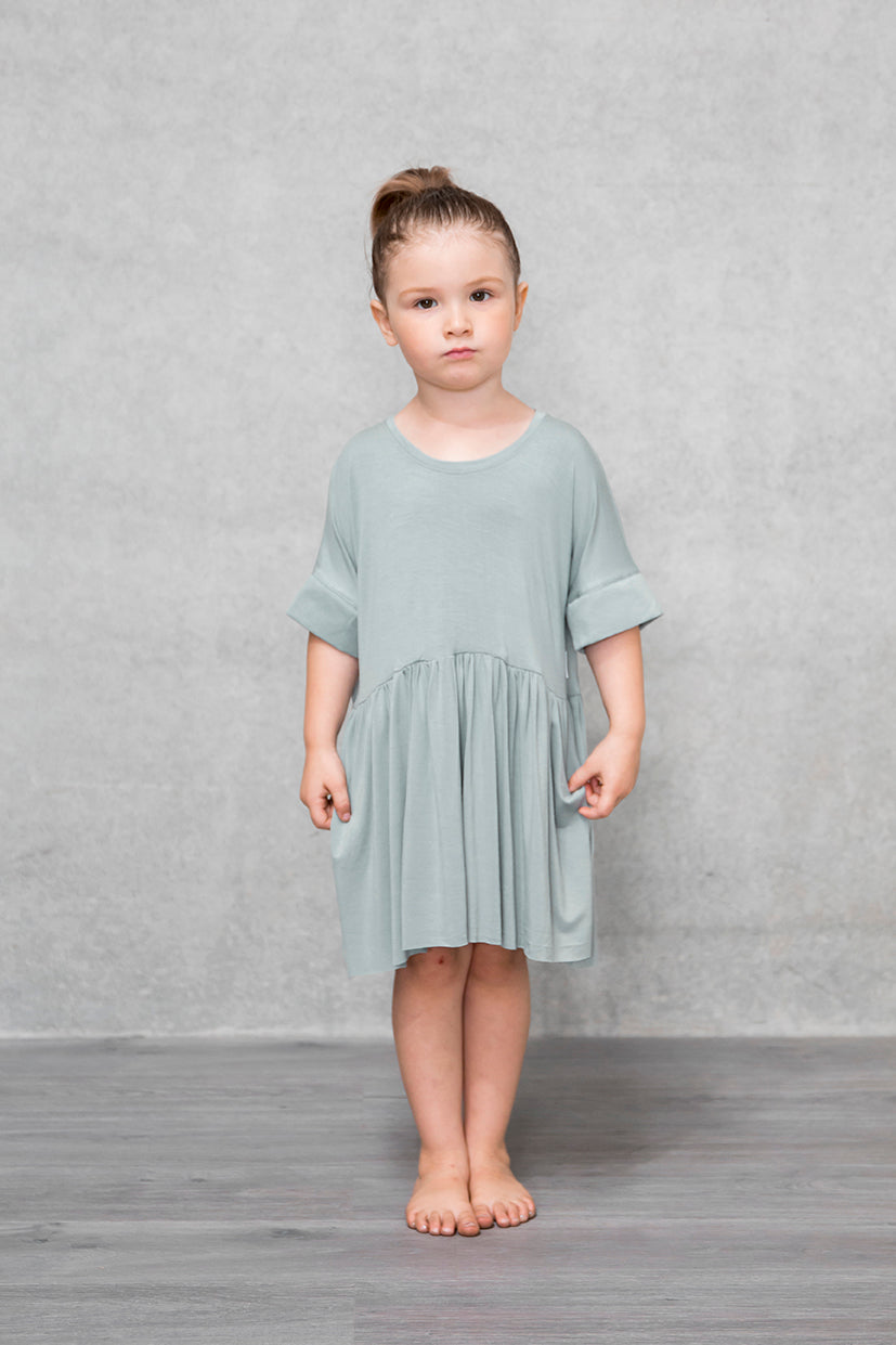 Box Dress Kids - Willow