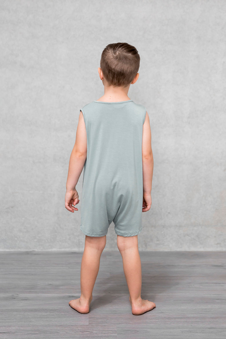 Basic Short Romper Kids - Willow