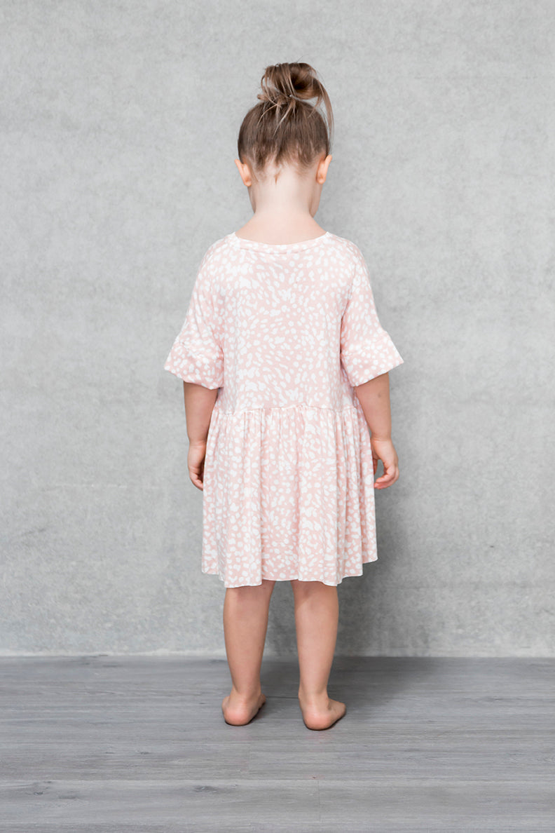 Box Dress Kids - Bambi