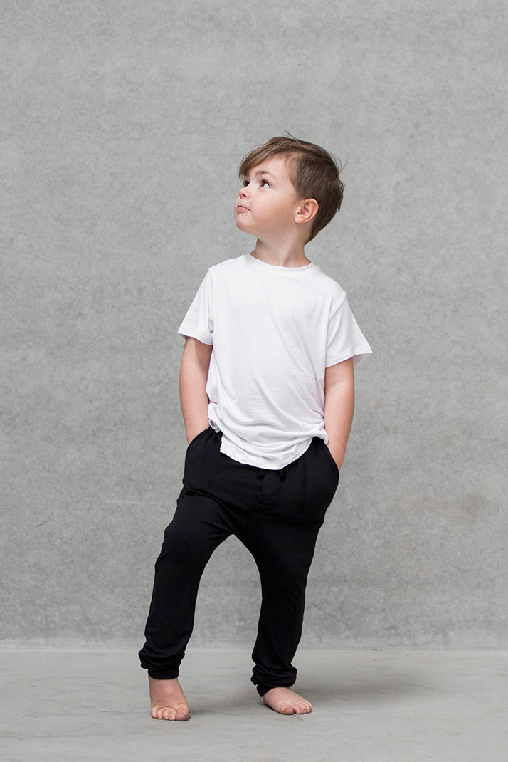 Jogger Pants Kids - Black