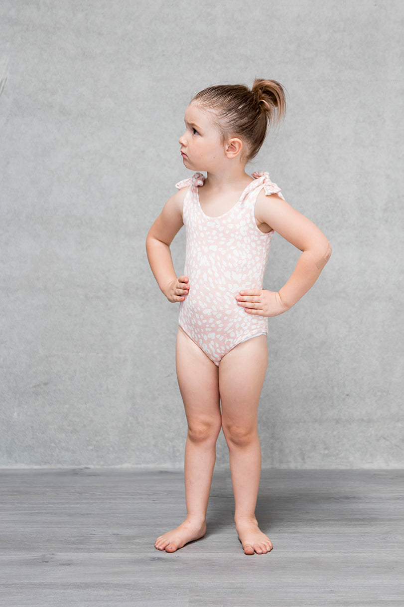 Bow Bodysuit Kids - Bambi