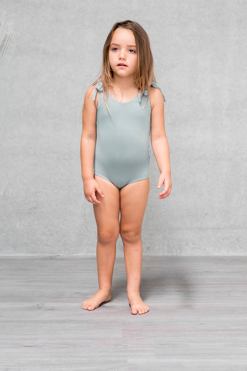 Bow Bodysuit Kids - Willow