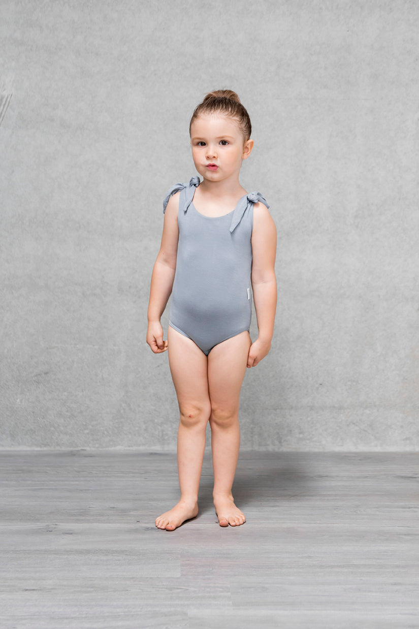 Bow Bodysuit Kids - Mist