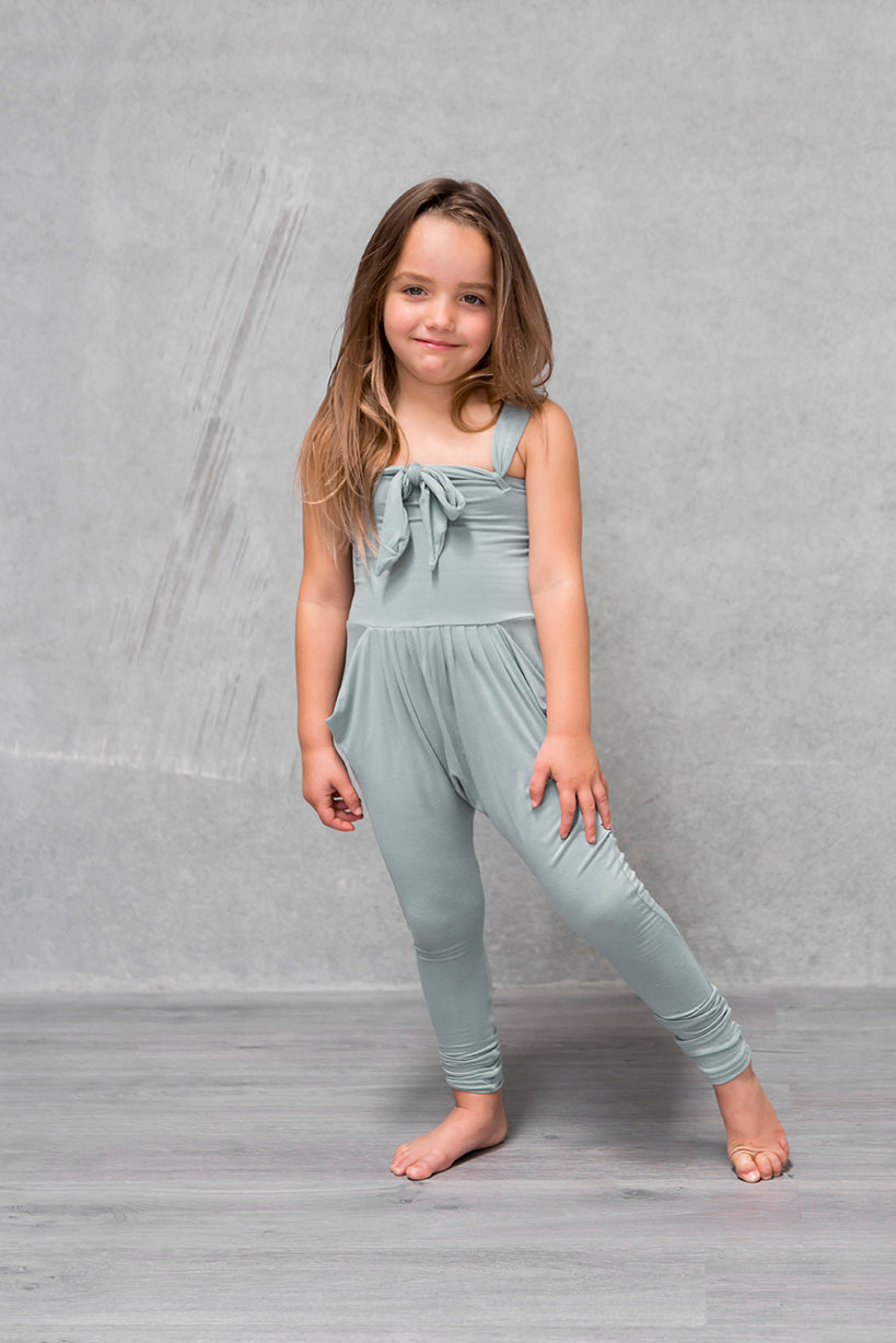 Drape Harems/romper Kids - Willow