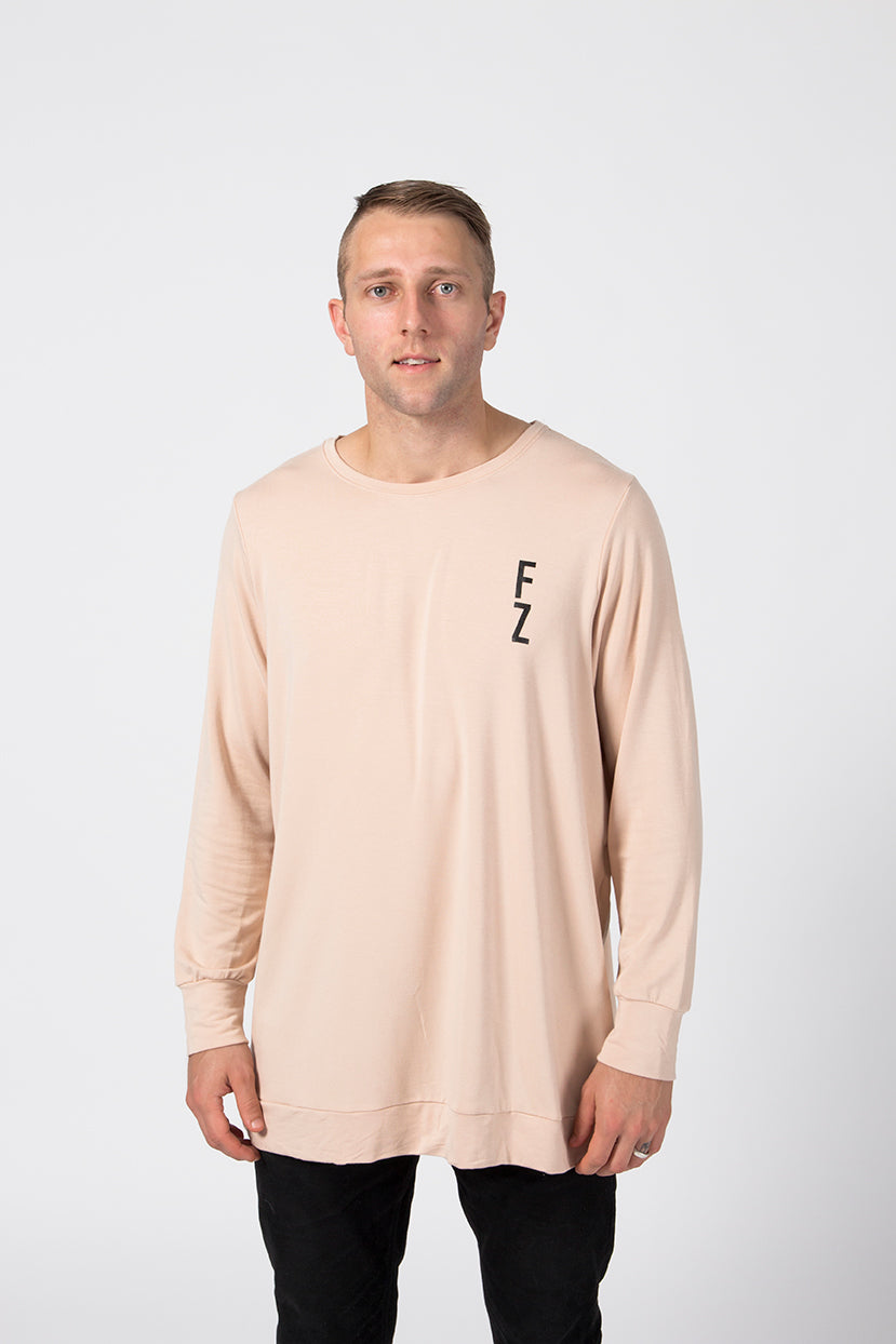 FZ Jumper - Sandstone French Terry