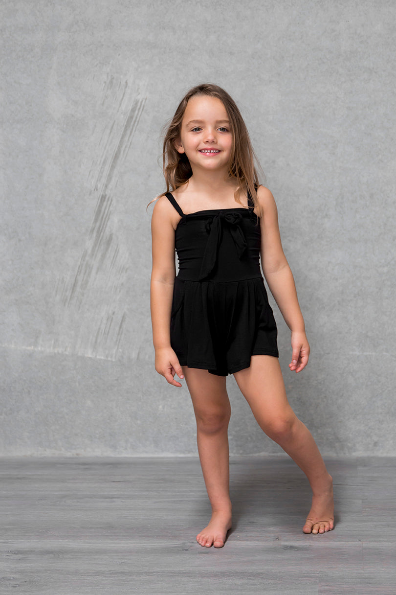 Shorts/Romper Kids - Raven
