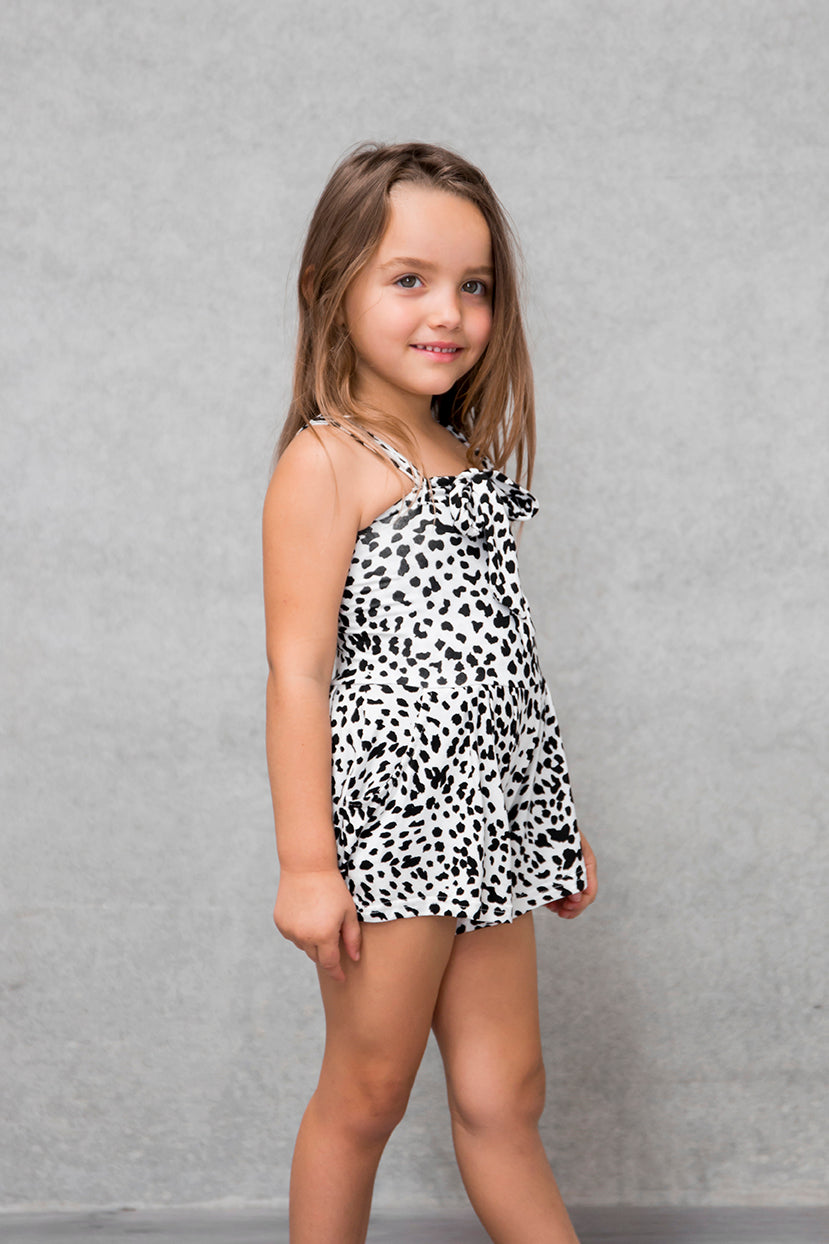 Shorts/Romper Kids - Lynx