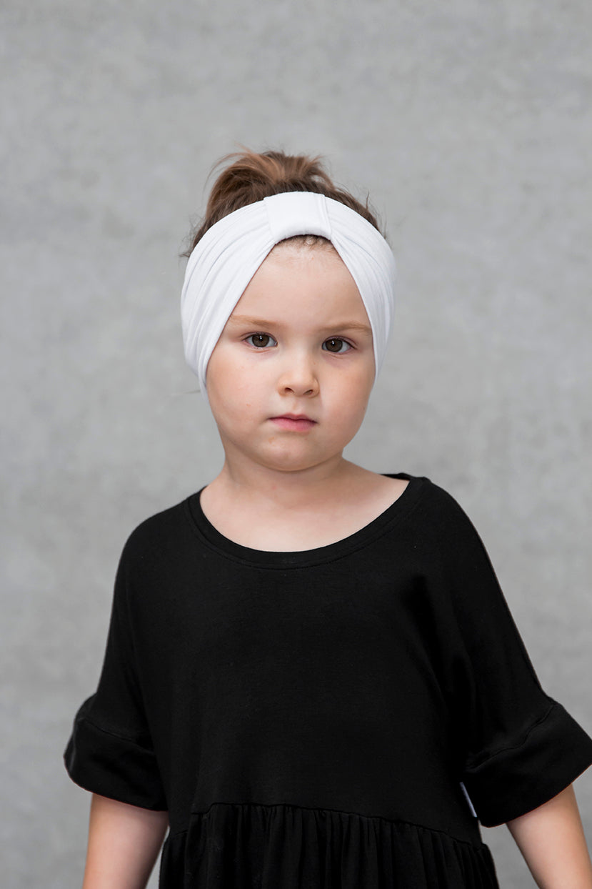 Turban Headband Cloud