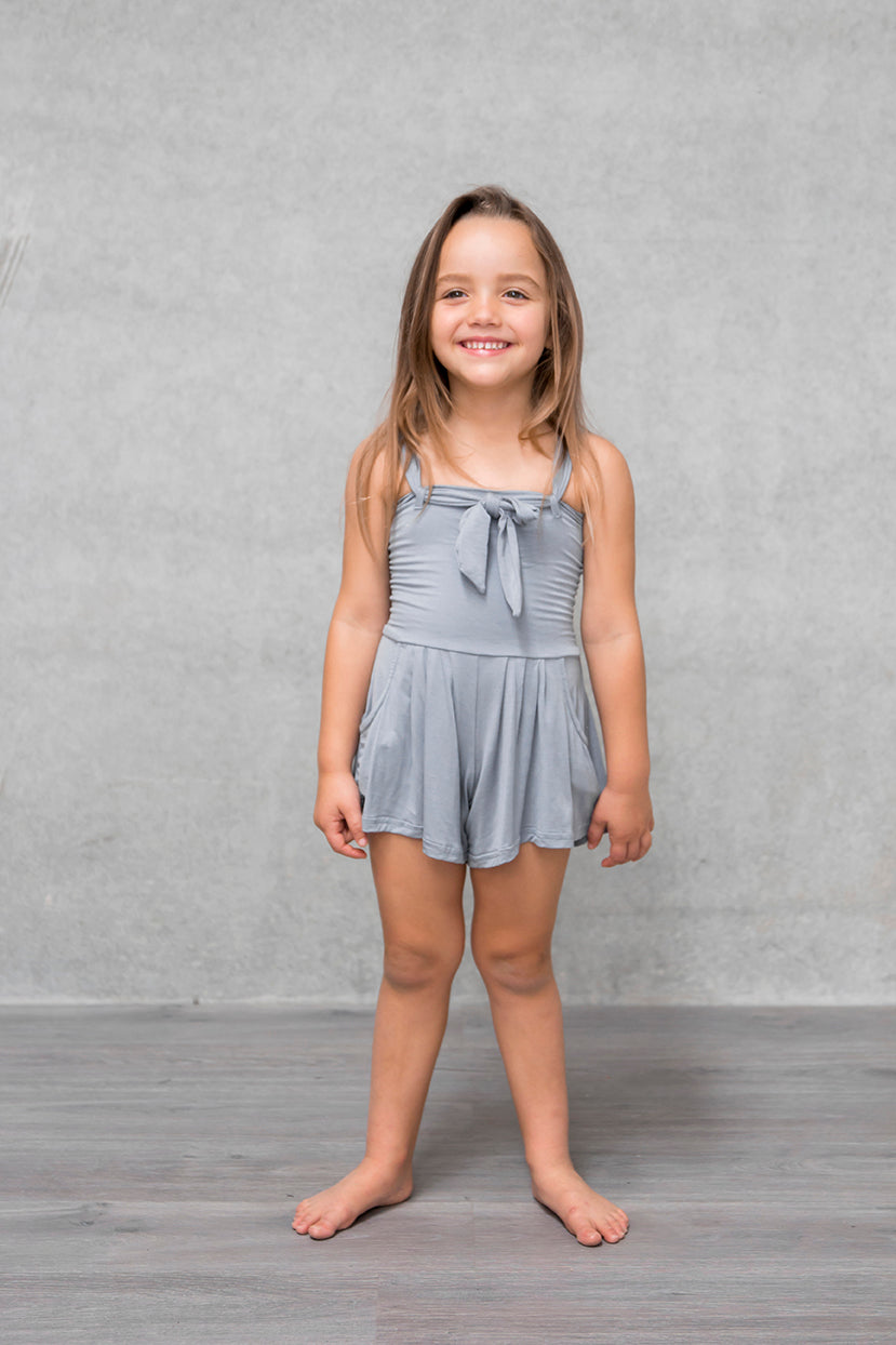 Shorts/Romper Kids - Mist