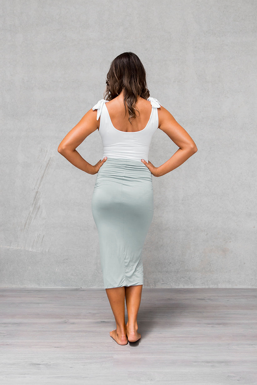 Pencil Skirt - Willow