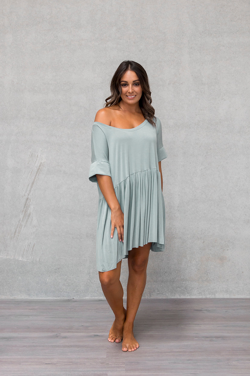 Box Dress - Willow